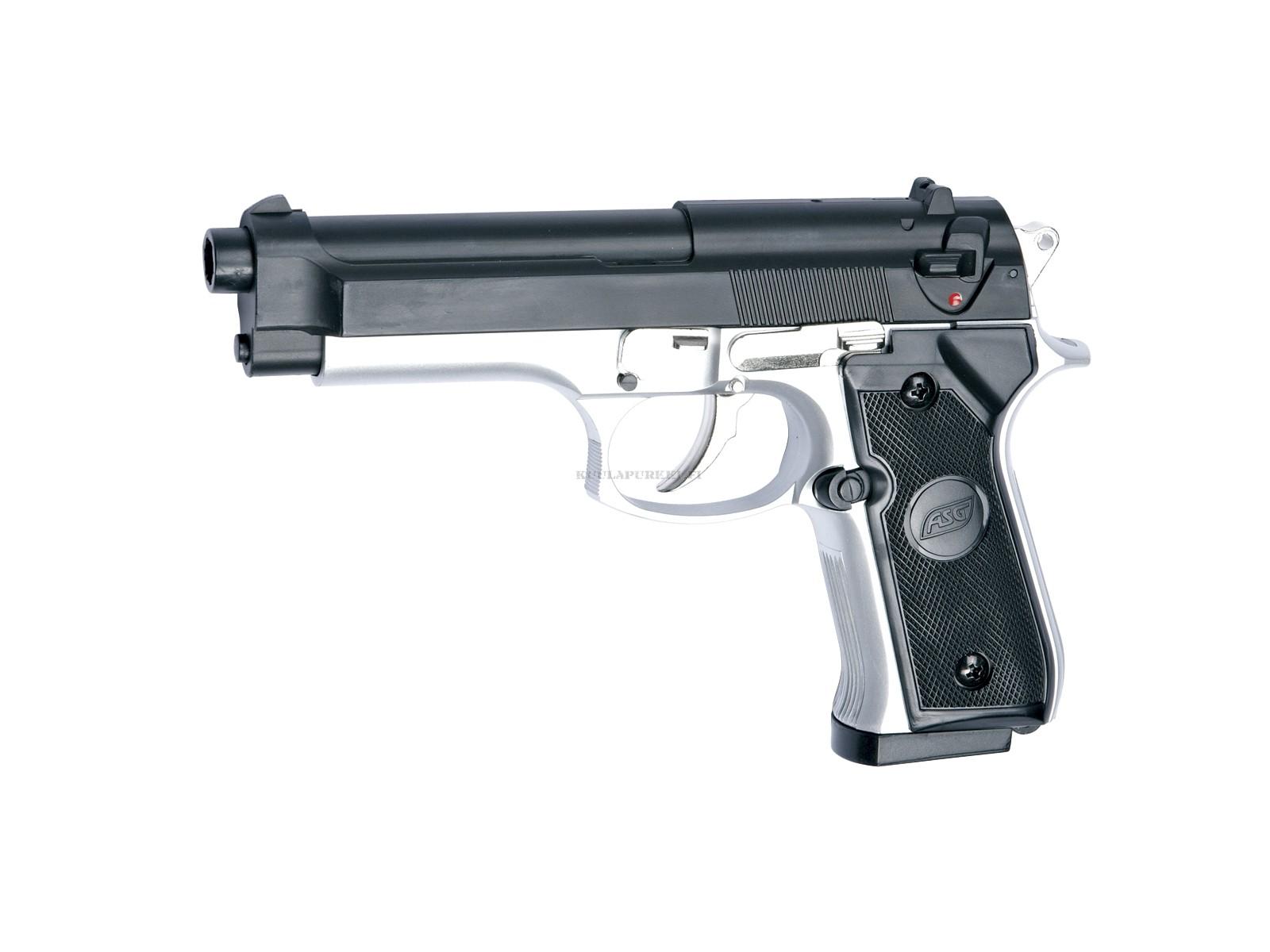 ASG HW M92F Dual Tone