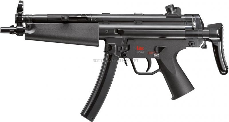 Heckler & Koch MP5 A3