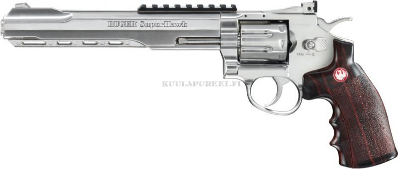 Umarex Ruger SuperHawk 8'' - Stainless