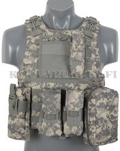FSBE Load Bearing Molle Assault Vest Digital ACU Camo