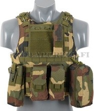 FSBE Load Bearing Assault Vest Woodland