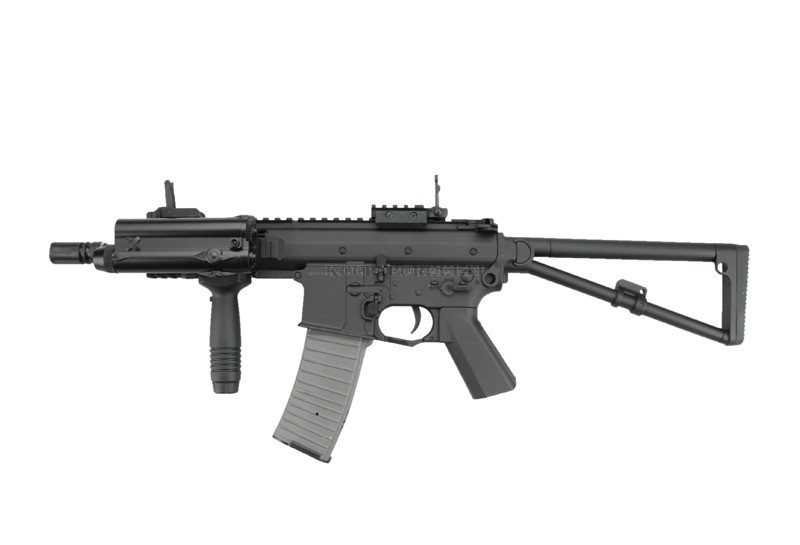airsoftase Dboys PDW - BY-808 - airsoft kauppa