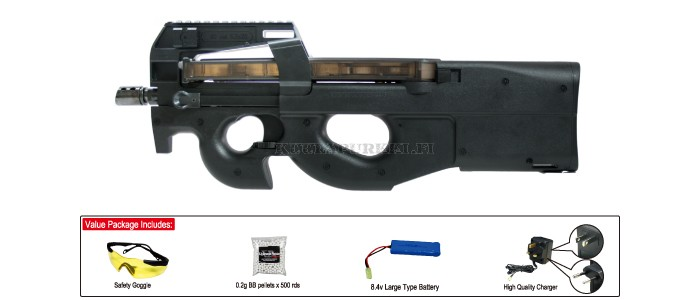 Airsoftase CA Sport Line CA90 TR (Value Package)