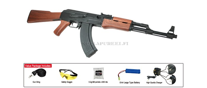 Airsoftase CA Sport Line SA M-7 Classic (Value Package)