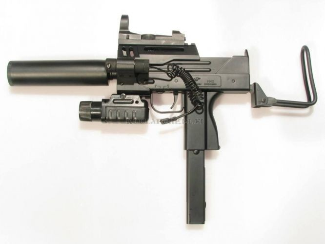 airsoftase DE - Ingram MAC-10 - M42P