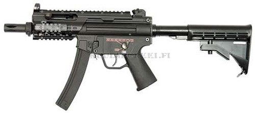 Airsoftase Galaxy MP5K RAS - G5M