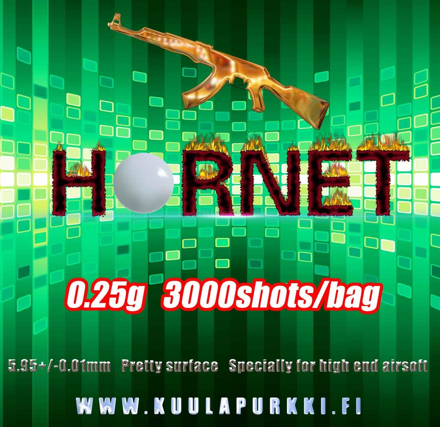 Hornet  - 0.25g - 3000 kpl