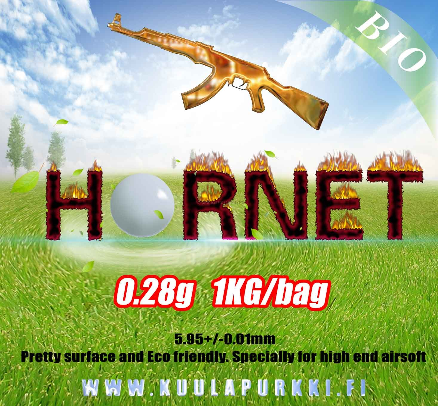 Hornet Bio - 0.28g - 3500 kpl