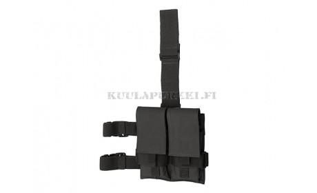 Reisilipastasku 2 x M4/AK - Black