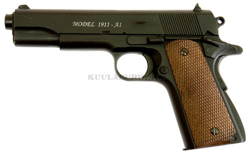 Well M1911A1 Full Metal
