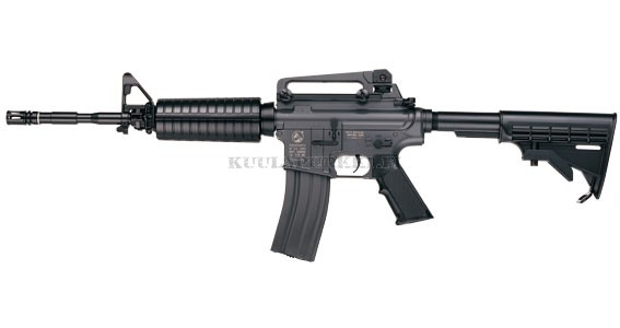 Airsoftase ICS - M4A1 Retractable Stock