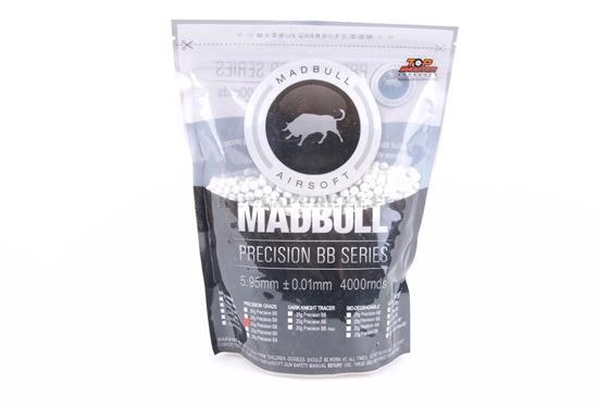 Airsoftkuula Madbull Precision Grade 0,25g - 4000 kpl