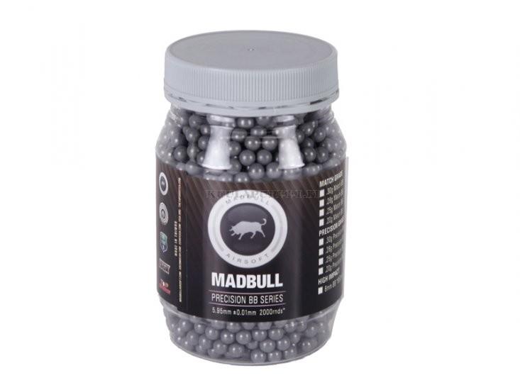 Airsoftkuula Madbull 0.40 g