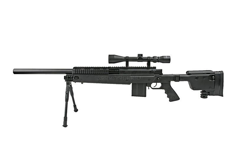 Well 4406D Tarkkuuskivääri