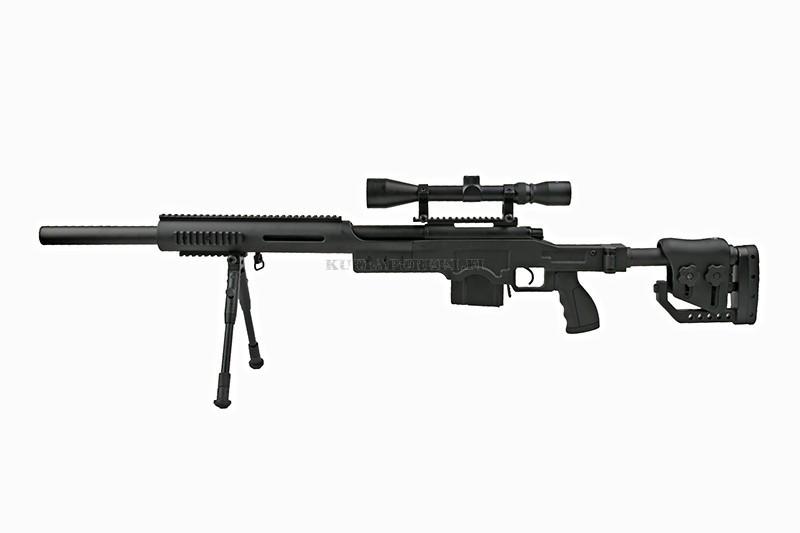Well 4410D Tarkkuuskivääri