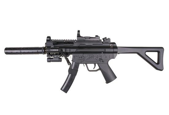 Airsoftase Well MP5A7H