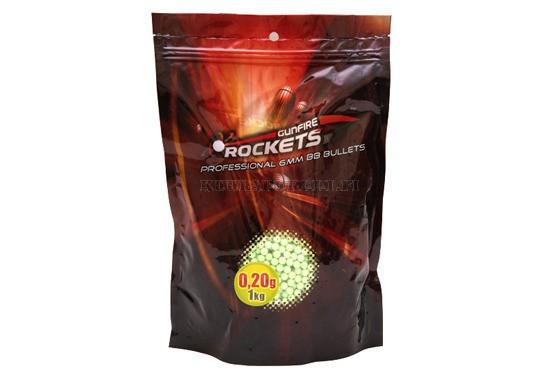 Rockets Professional BIO 0,20g BBs - 1kg