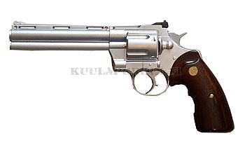 Airsoftase Python - .357 Magnum - Stainless