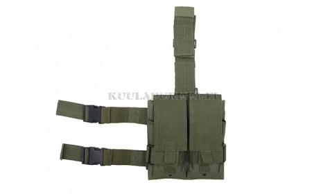 Reisilipastasku 2 x M4/AK - OD