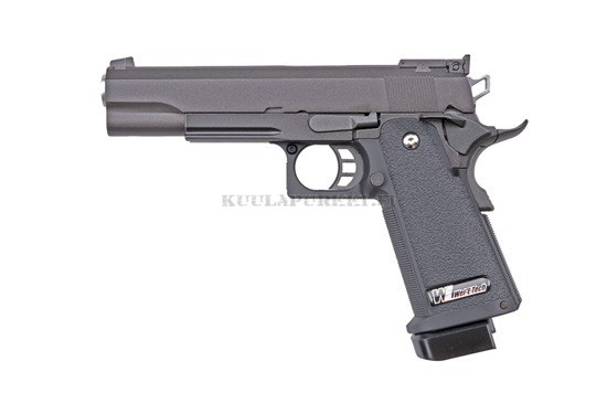 Airsoftase WE Hi Capa  5.1 Full Metal