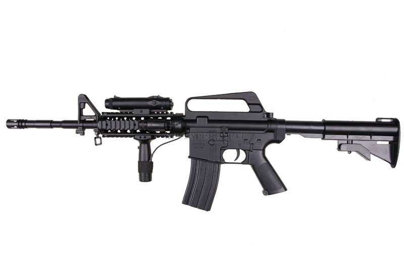 Airsoftase Well M16 A4