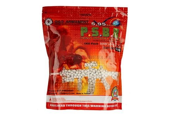 G&G 0,20g 1kg BB - 5000 kpl
